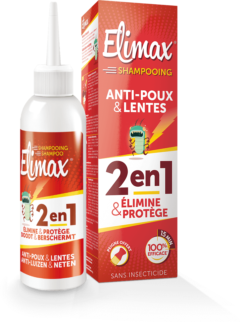 Elimax shampoo 2 en 1 packshot