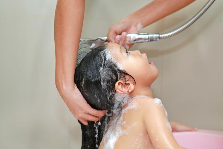 Luizen shampoo lotion